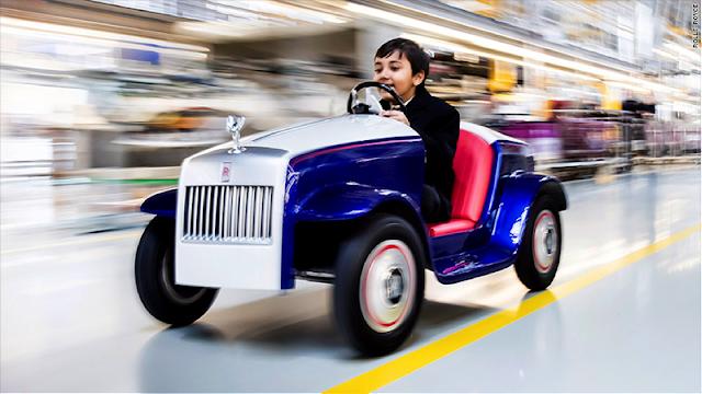 Rolls-Royce for Kids