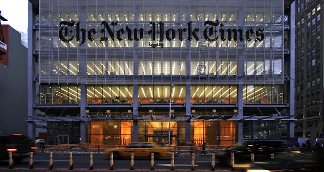New York Times fala sobre a hipocrisia entre os líderes brasileiros