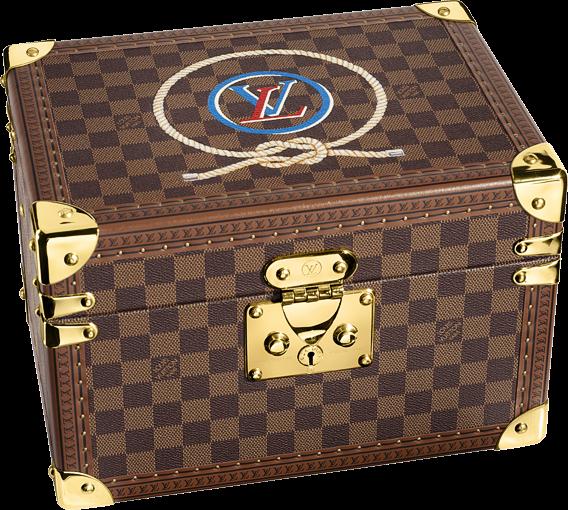 Louis Vuitton Tambour Regatta Spin Time