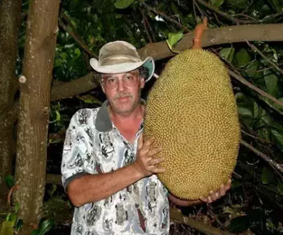 world's biggest jackfruit