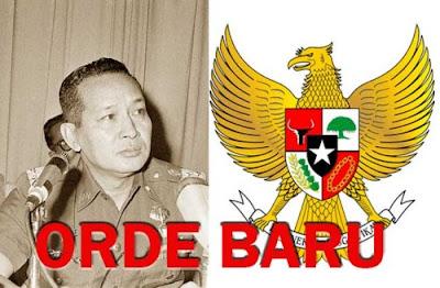 Strategi pembangunan Orde Baru oleh Soeharto