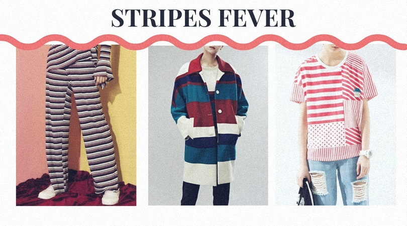 stripes,fashion trends 2017
