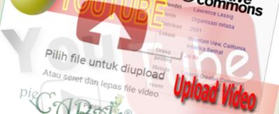 Langkah Awal Unggal Video Yuotube dengan aman