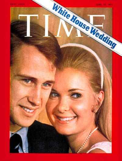 American Royal Wedding - Tricia Nixon