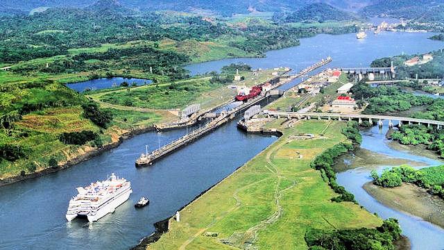 Kreuzfahrt Panamakanal mit Princess Cruises