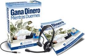 Gana Dinero Mientras Duermes – De Alex Berezowsky