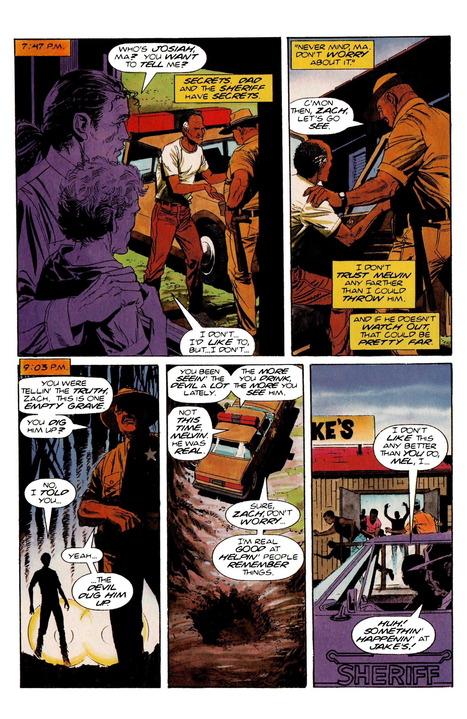 Read online Shadowman (1992) comic -  Issue #20 - 13