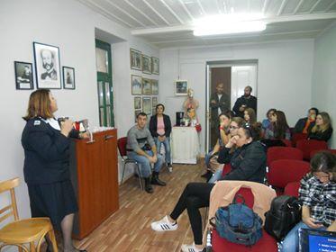 Εκπαιδευτική επίσκεψη των σπουδαστών του Δ.ΙΕΚ ΑΡΓΟΥΣ στον Ελληνικό Ερυθρό Σταυρό- παράρτημα Άργους