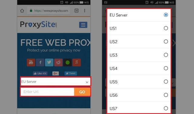 Kumpulan Cara Membuka Situs Yang Diblokir Tanpa Aplikasi