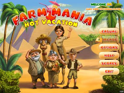 狂熱農場:激情假期(Farm Mania:Hot Vacation),相當不錯的農場模擬經營!