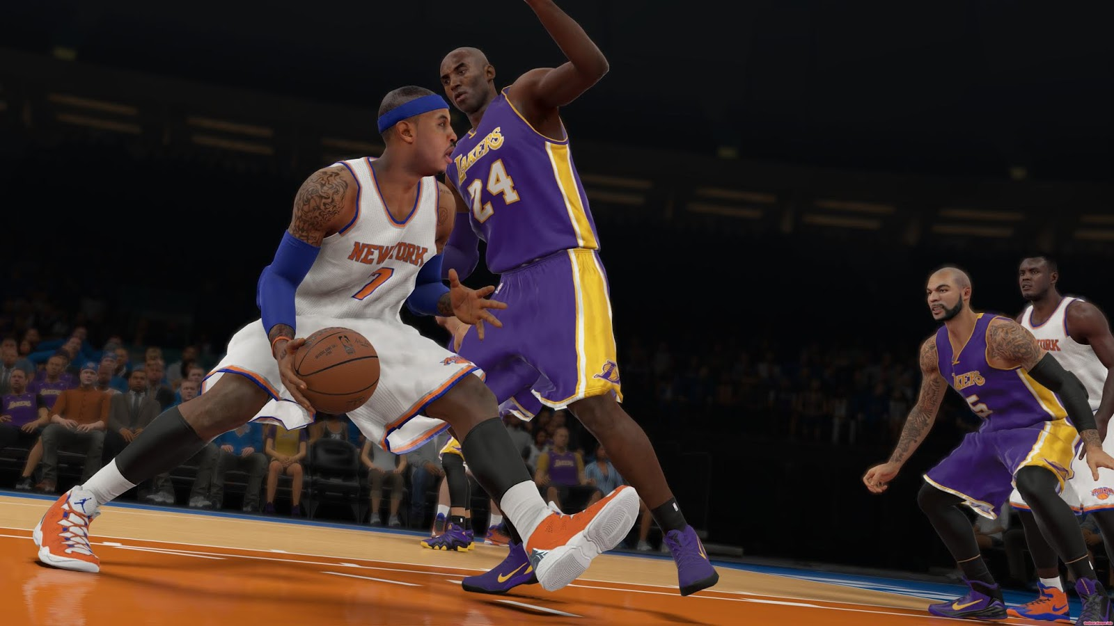 NBA 2k15, NBA 2k15 free download, game bóng rổ pc, Tải game NBA 2K15 miễn phí