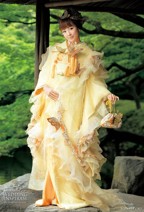 Wedding Collections Japanese Wedding Dresses