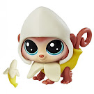 Littlest Pet Shop Series 3 Hungry Pets Banana Monksley (#3-112) Pet