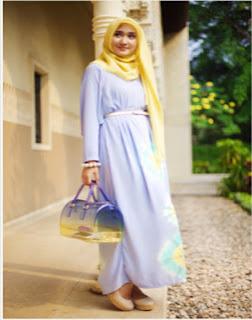 baju muslim dian pelangi untuk lebaran