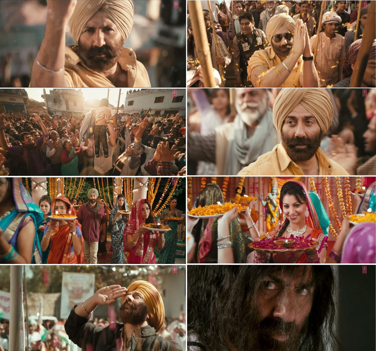 Singh Saab the Great Title Song (2013) 1080p HD Full Video Song Free