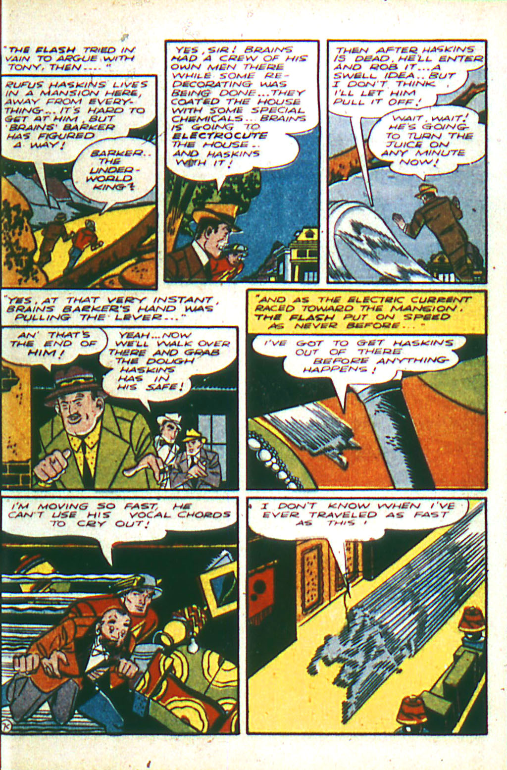 Read online All-Flash comic -  Issue #18 - 43