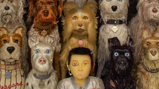 Melhores Filmes de 2018 Isle of Dogs