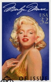 Anniversary of Marilyn Monroe's birthday