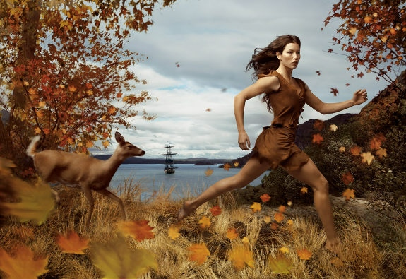 Disney Dream Celebrity Portraits by Annie Leibovitz-9