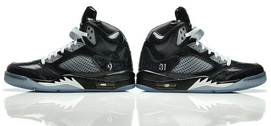 2f796ba7f4d4 The 2013 Nike Doernbecher Freestyle Collection kicks off this weekend with  this Air Jordan 5 Retro DB.