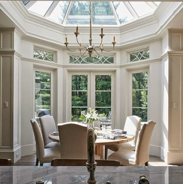 Dining Room Window: South Shore Decorating Blog: New Favorites In The World Of