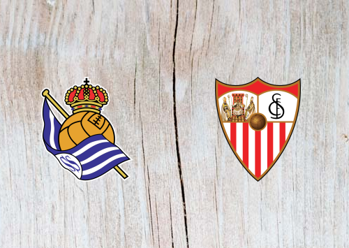 Real Sociedad vs Sevilla - Highlights 04 November 2018