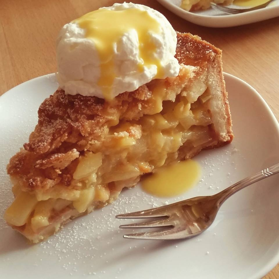 Apfel Eierlikor Kuchen Tante Reenes Testfamilie