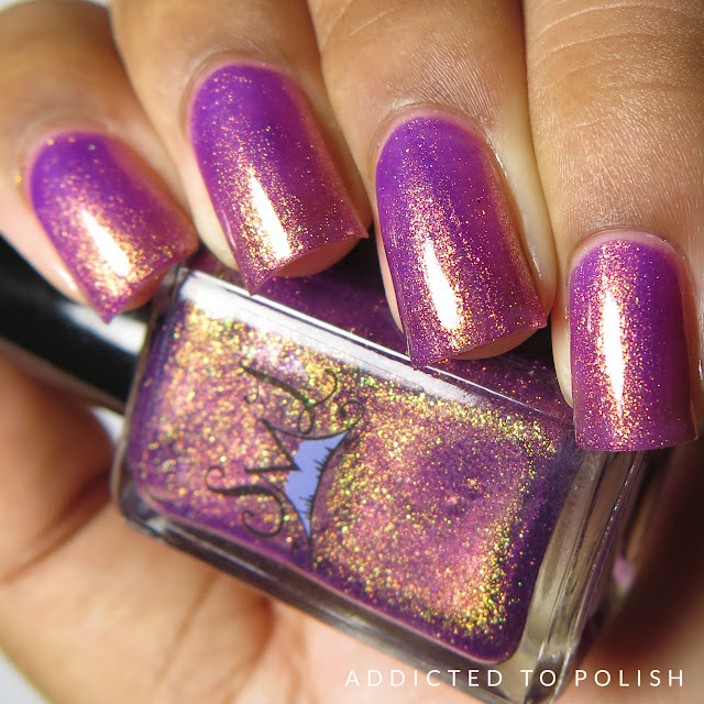 Smokey Mountain Lacquers Take a Chance on Me Magic 8 Box May 2016