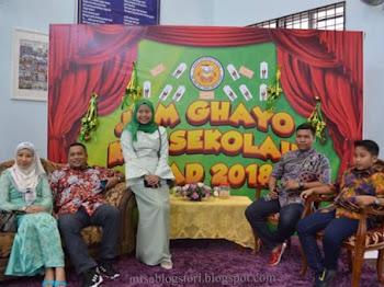 Jom Ghayo Kek Sekolah 2018