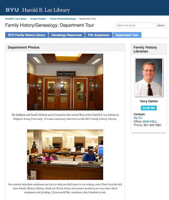 Accessing Brigham Young University Collections Online Part Six