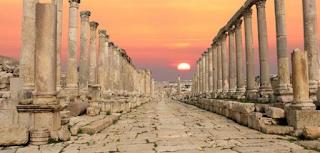 أهم المعلومات عن مدينة جرش الأردنية