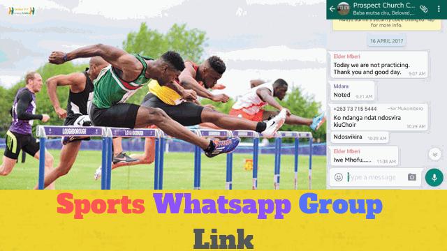 81+ Best Sports Whatsapp Group Link List