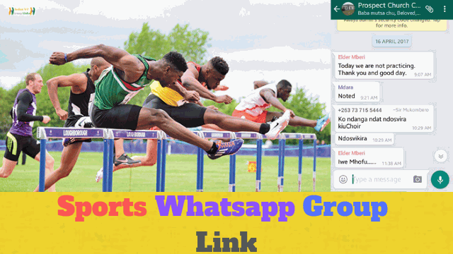 81+ Best Sports Whatsapp Group Link List For Sports Lovers