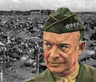 Eisenhower y sus campos de la muerte