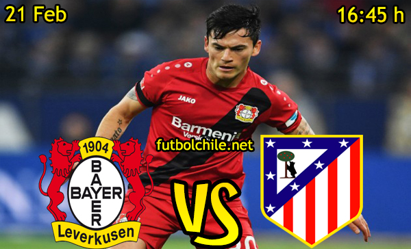 Ver stream hd youtube facebook movil android ios iphone table ipad windows mac linux resultado   en vivo, online: Bayer Leverkusen vs Atlético Madrid