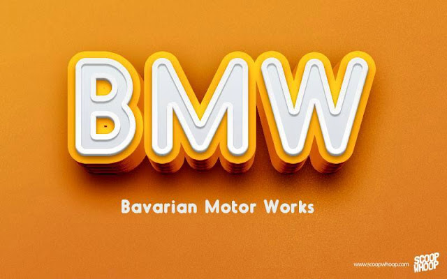BMW-BAVARIAN-MOTOR-WORKS
