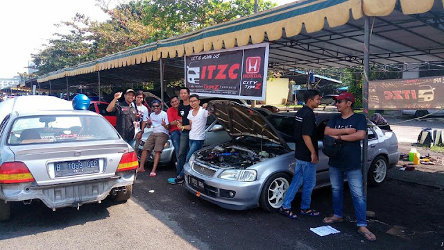 ITZC mengikuti Sentul Drag Race 2017
