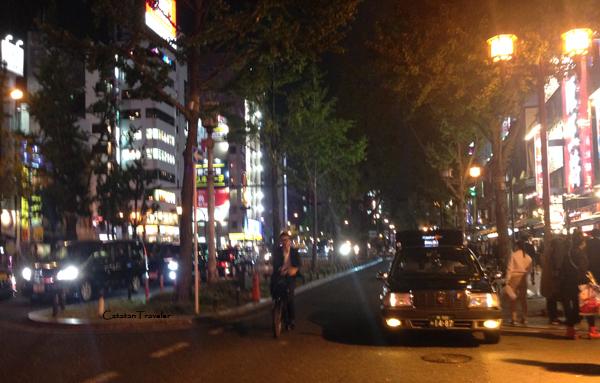 Shin Imamiya, Osaka, Yakuza