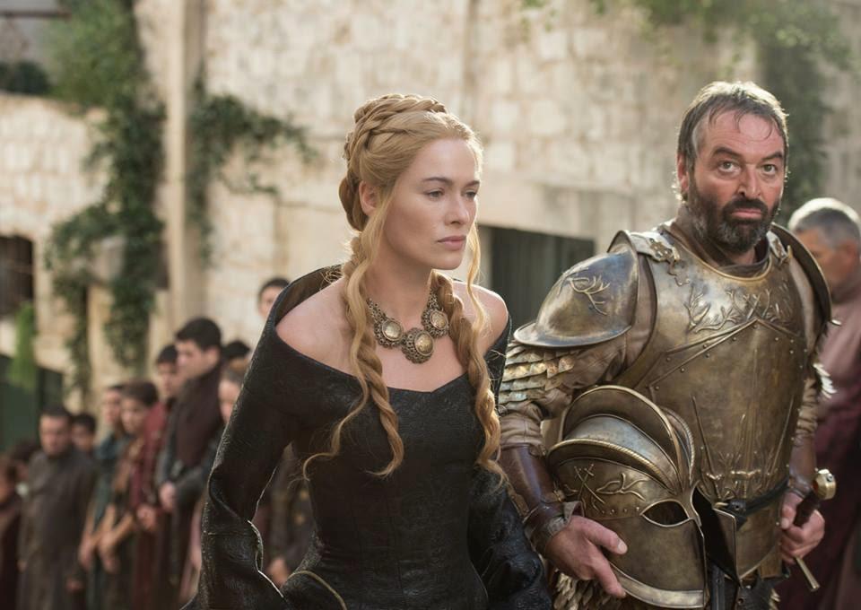 As primeiras imagens da 5ª temporada de Game of Thrones