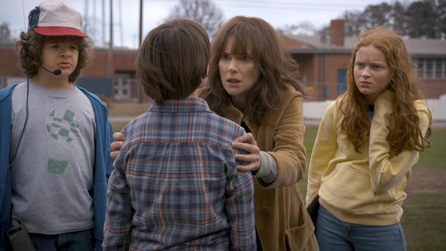 Segunda temporada de 'Stranger Things'