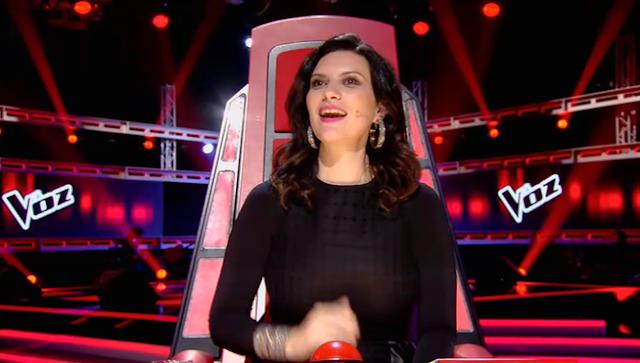 Laura Pausini La Voz España