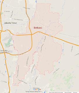 Daftar Nama Dan Alamat SD Swasta Di Kabupaten Bekasi tahun 2016