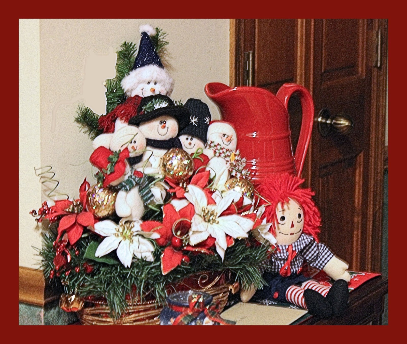 Christian Images In My Treasure Box: Christmas Decorations