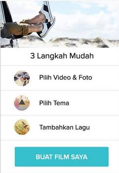 Magisto Video Editor - aplikasi edit foto menjadi video android