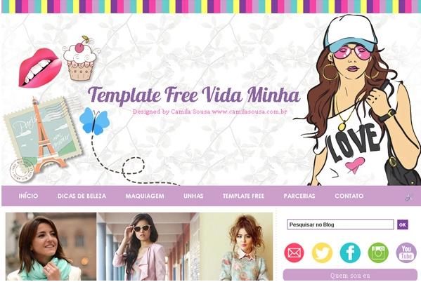 layouts free para seu blog