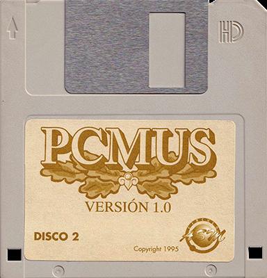 PC Mus Disquete 2