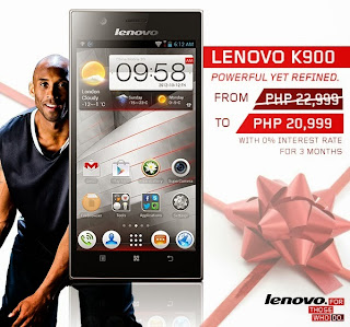 Lenovo K900 Price Drop