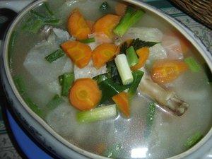 Resep Sop Ceker Ayam Tulang Lunak Kuah Bening