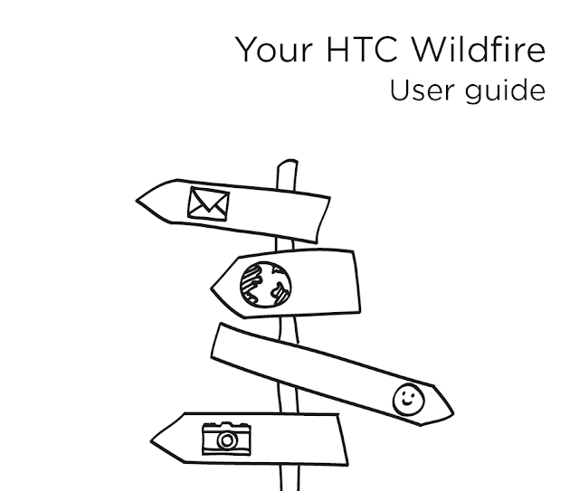 HTC Wildfire User Manual