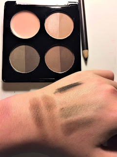 Profusion Brows swatch